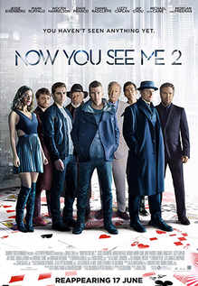 Now You See Me 2 Movie Showtimes Review Songs Trailer Posters News Videos Etimes