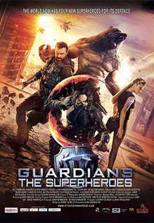 Guardians The Superheroes