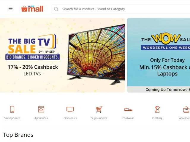 To put things in perspective, last year Paytm had taken the Snapdeal subsidiary to court accusing it of data theft, but has since withdrawn the matter. Unicommerce is an inventory management tool.