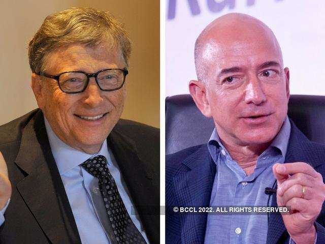 <p>Jeff Bezos, CEO of the world's largest online retailer Amazon, has yet again overtaken Microsoft co-founder Bill Gates as the world's richest man.<br></p>