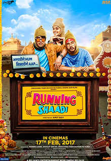 Running Shaadi