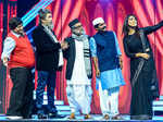 Marathi actors perform during the 62nd Jio Filmfare Awards