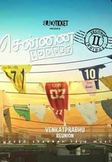Chennai 600028 Second Innings