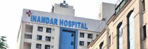 Patient wrapped in sheet, sent home from Inamdar for late payment