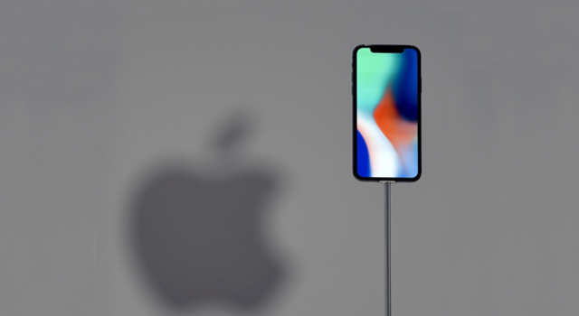 In the video posted earlier this week, Brooke Amelia Peterson documented her trip to Apple's campus, where her father is an employee and was seen carrying an iPhone X.