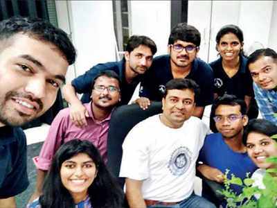 IISER team makes supercapacitors of graphene to replace car