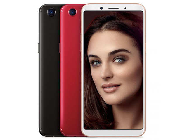 half off e90bf 6faba Flipkart: Oppo F5 to be exclusively available on Flipkart - Latest ...