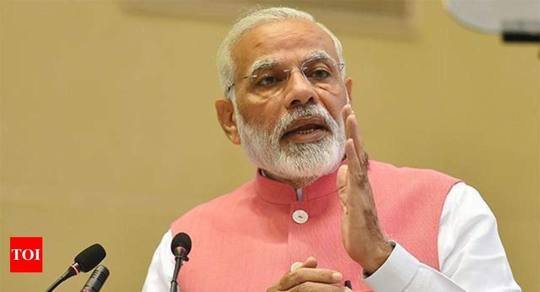 Ease of doing business rankings: PM Modi thanks Team India ...