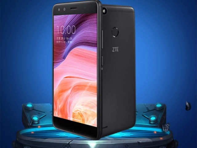 ZTE Blade A3 smartphone with dual-selfie camera launched in China