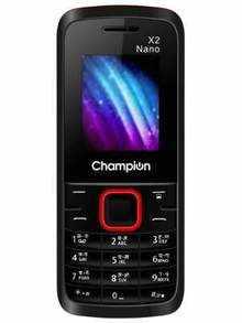 Champion X2 Nano