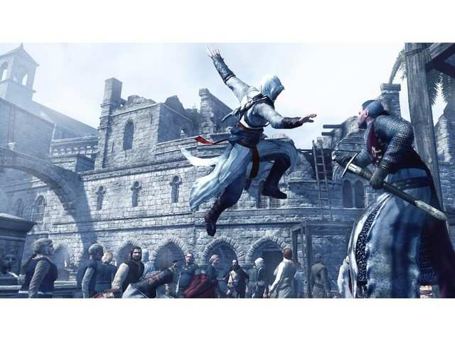 Assassin's Creed: Ten action-packed years
