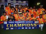 Aditya Thackeray with his Yuva Mumbai team