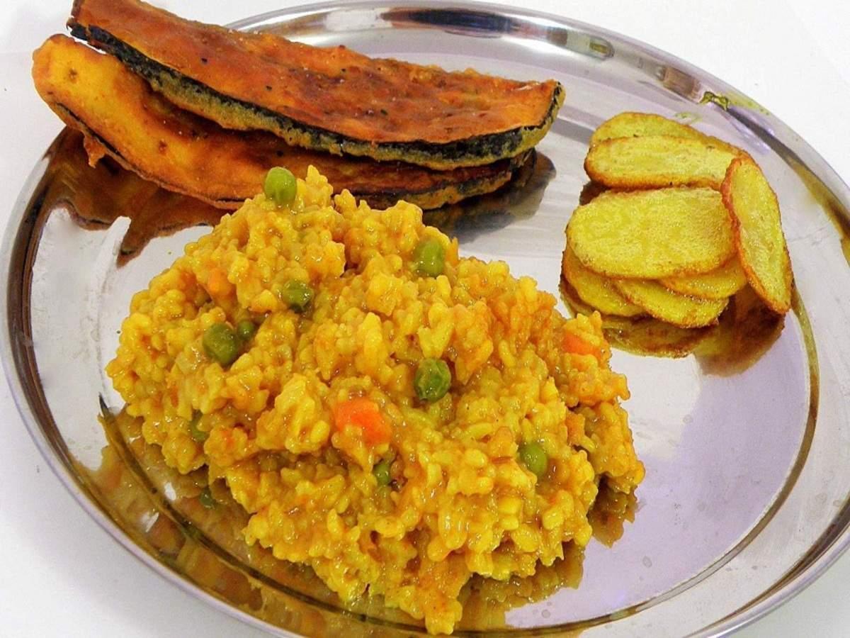 bengal: Bengal's fave khichuri to become the `Brand India Food'   Kolkata News - Times of India