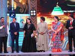 Supriya Prasad, Raj Nayak, Kalli Purie, Anu Ranjan, Smriti Irani and Shashi Ranjan