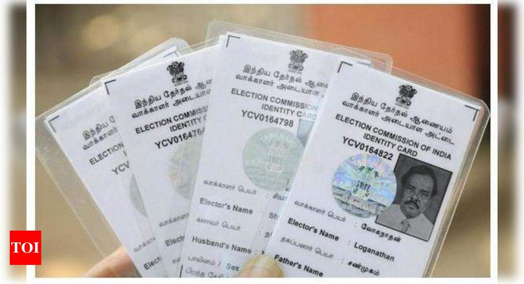 How to apply for voter card online and offline | India News - Times of India