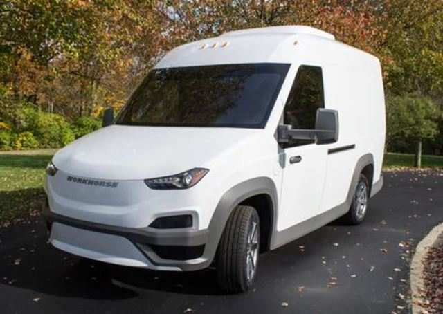 Workhorse's electric delivery van launches drones from its roof to cover the last leg