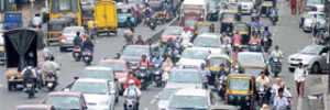 Mayor to set norms after Swargate and Nal Stop record highest pollution
