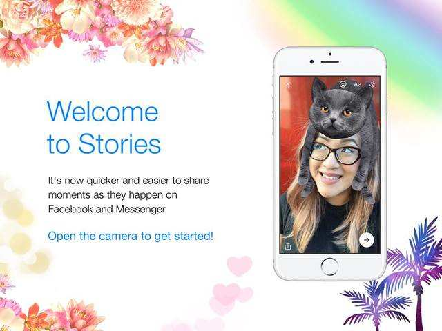 Facebook launches collaborative Stories for Groups and Events