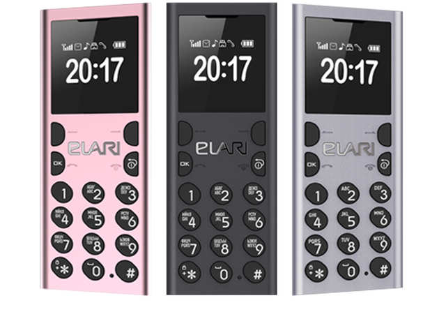 World's smallest GSM phone NanoPhone C in India