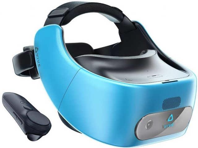 HTC unveils Vive Focus standalone VR headset and Vive Wave Open Platform