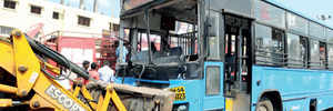 Traffic police write to PMPML on upkeep after fatal bus mishap
