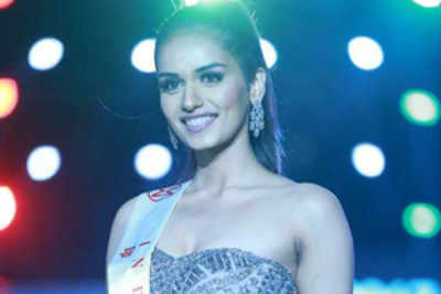 Manushi Chhillar's Beauty With A Purpose project shortlisted in top 5