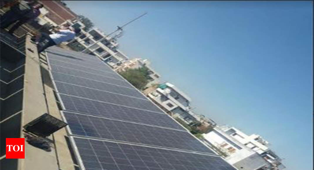 New Panels To Augment Solar Power At Railway Stations