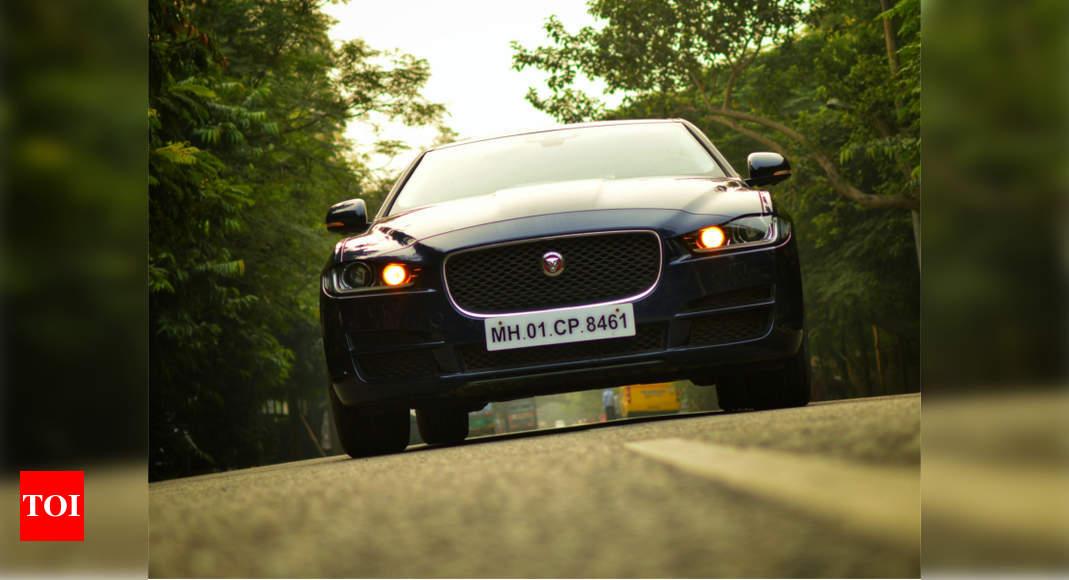 Jaguar Xe 2017 Jaguar Xe Diesel Review Is It A Better Alternative To Petrol Times Of India