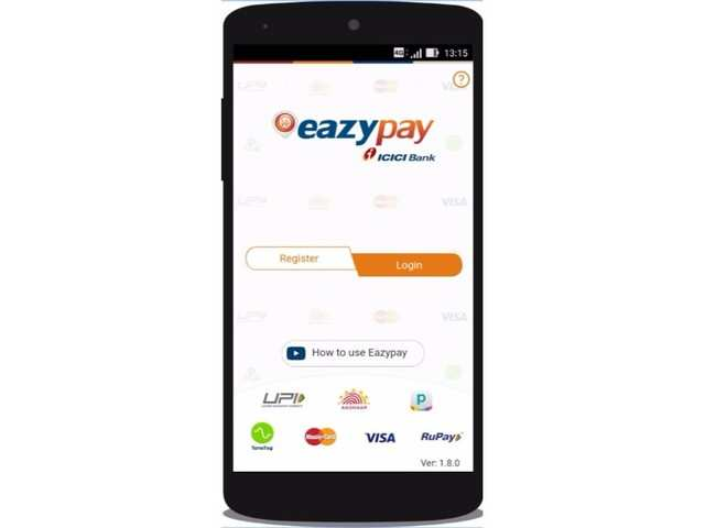 Any current account holder of ICICI Bank can instantly download the 'Easypay' app on smartphones with Android as well as iOS operating system.