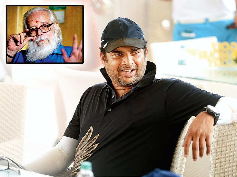 Madhavan to play rocket scientist Nambi Narayanan in a biopic