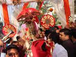 Bhuvneshwar Kumar's wedding photos