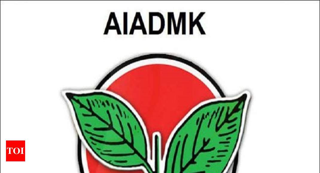 Ruling Aiadmk Gets Party Symbol From Ec Tn Cm Chennai News