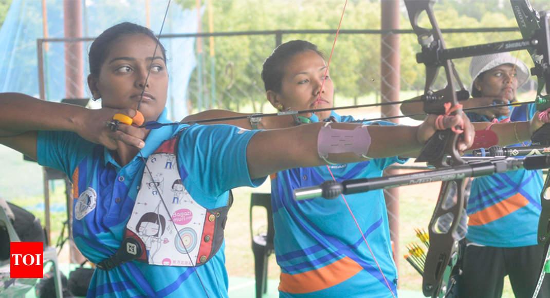 archery training indoors: Archers plan to train indoors, SAI