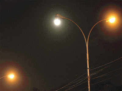Get streetlights working, Panchkula municipal corporation
