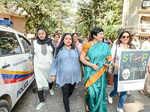 Oshiwara marches against drugs