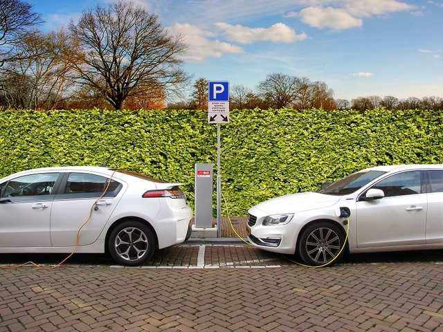 The 80 charging stations will be deployed in Belgium, Britain, France, the Netherlands, Austria, the Czech Republic, Hungary, Poland, Slovakia and Slovenia.