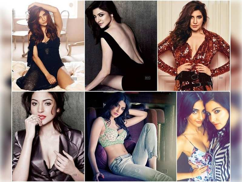 Anushka Sharma Photos: Hot & Sexy Pics of Bollywood actresses Anushka Sharma, HD & HQ Images