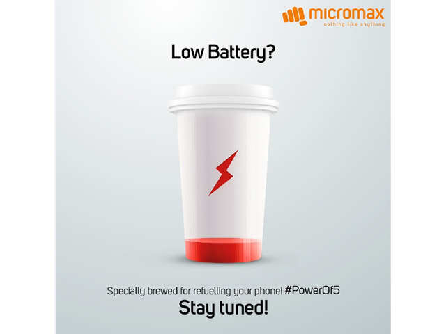 Micromax Bharat 5 to launch in India today