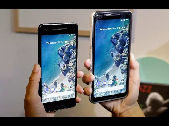 The Pixels, however, got off to a slow start. Google sold only 2.8 million of the first-generation model, accounting for about 0.1% of the market, according to the research firm International Data Corp.