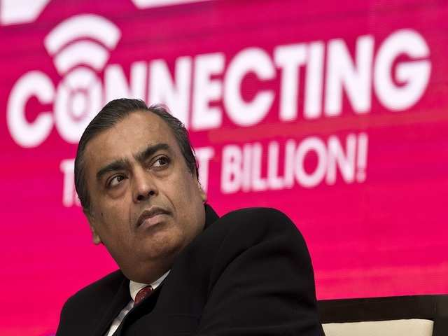 """To me, what is most important is did we move the country forward and does the consumer gain,"" Ambani said."