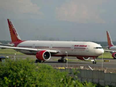 AI flight leaves 7 hours late, flyers create ruckus   Mumbai