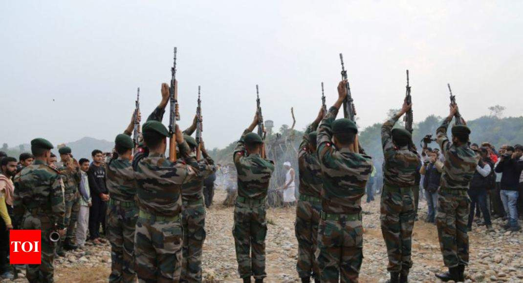 accidents suicides ailments kill 1 600 soldiers every year india