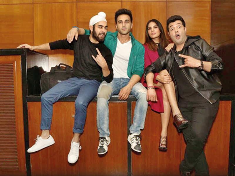 Manjot Singh, Pulkit Samrat, Richa Chadha and Varun Sharma