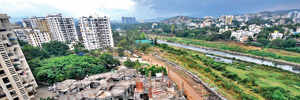 Landlocked residents of Sinhagad Rd housing society move NGT to save approach road