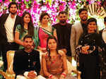 Bhuvneshwar and Nupur's recption