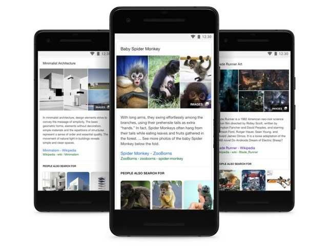 Google announces three improvements for its 'Search'