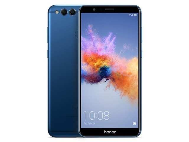 Honor 7X Amazon sale starts at 12PM: Price, offers and more