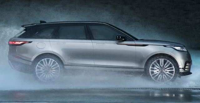 JLR launches Range Rover Velar priced up to Rs 1.38 crore