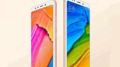 Xiaomi Redmi 5, Redmi 5 Plus smartphones launched in China