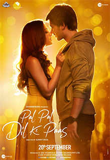 Pal Pal Dil Ke Paas Movie Review Highs And Lows Of Love